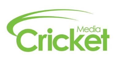 Cricket Media Logo Opens in new window